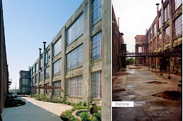 Mattress Factory Lofts Image